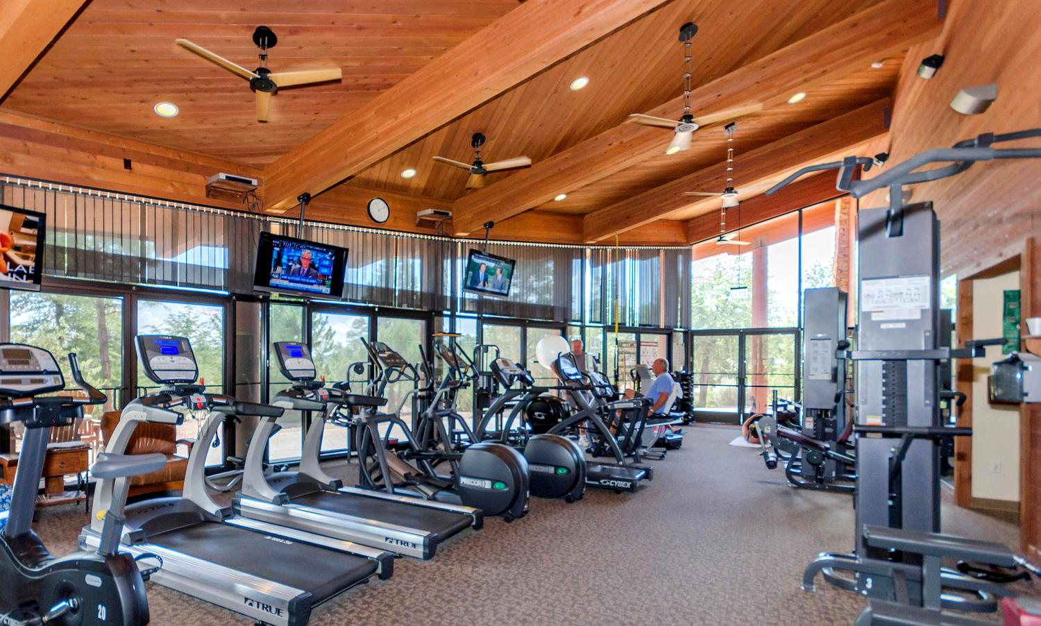 Fitness Center Chaparral Pines